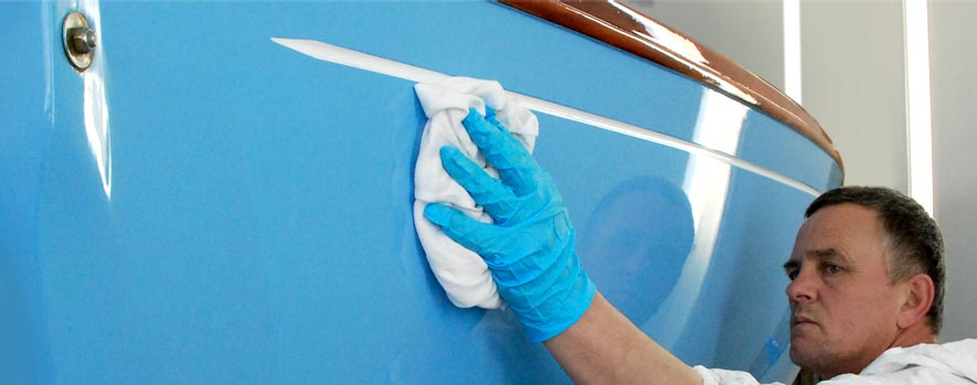 boat and yacht varnish services